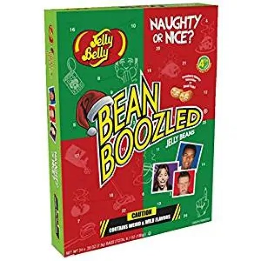 make december even sweeter with the best sweet advent calendars jelly belly bean boozled advent calendar