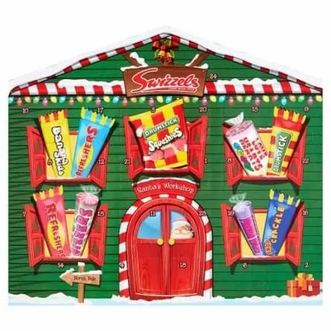 make december even sweeter with the best sweet advent calendars swizzels advent calendar