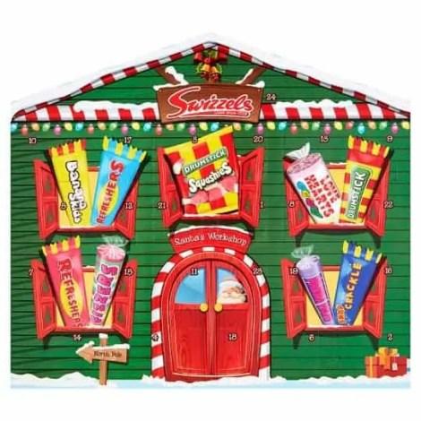 make december even sweeter with the best sweet advent calendars swizzels advent calendar