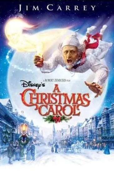 my top 5 christmas movies a christmas carol