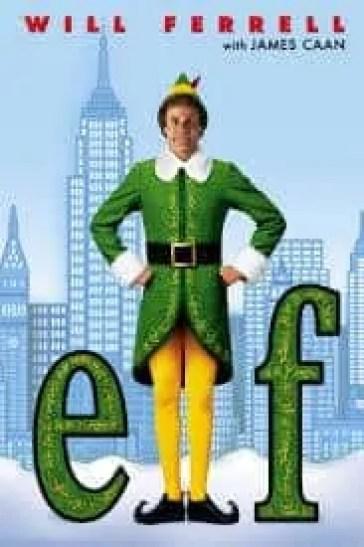 my top 5 christmas movies elf
