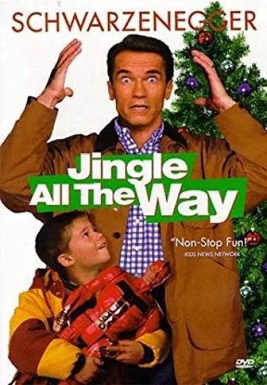 my top 5 christmas movies jingle all the way