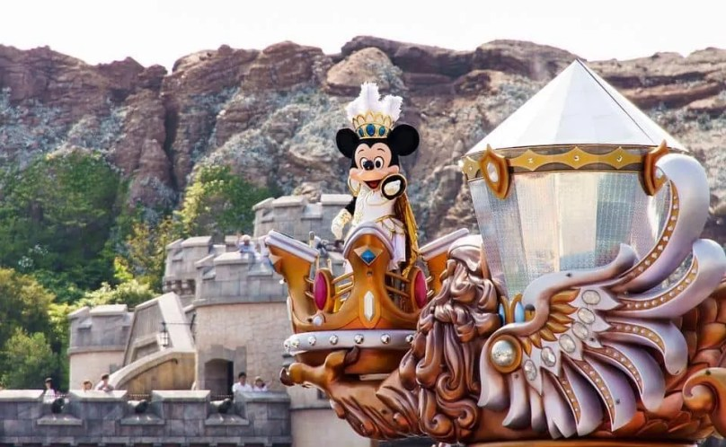 My travel bucket list disneyworld florida