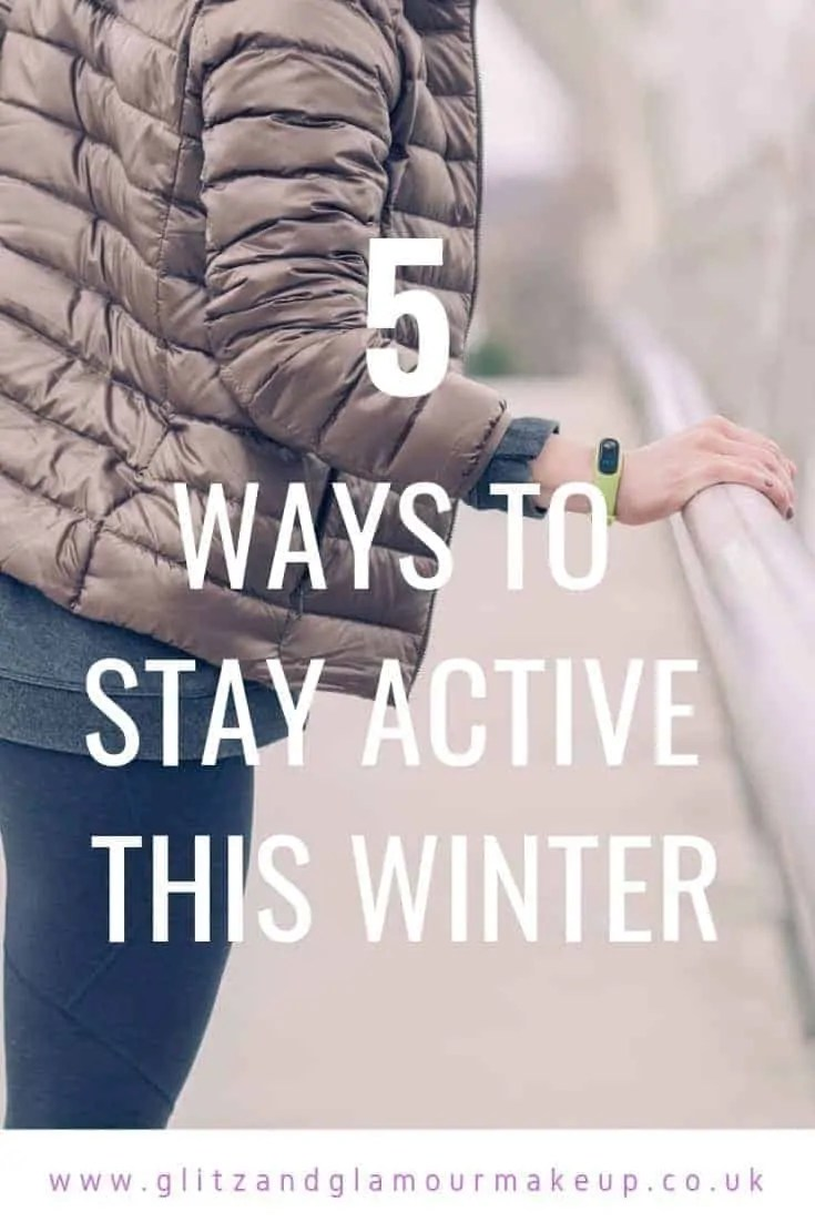 5 ways to stay active this winter