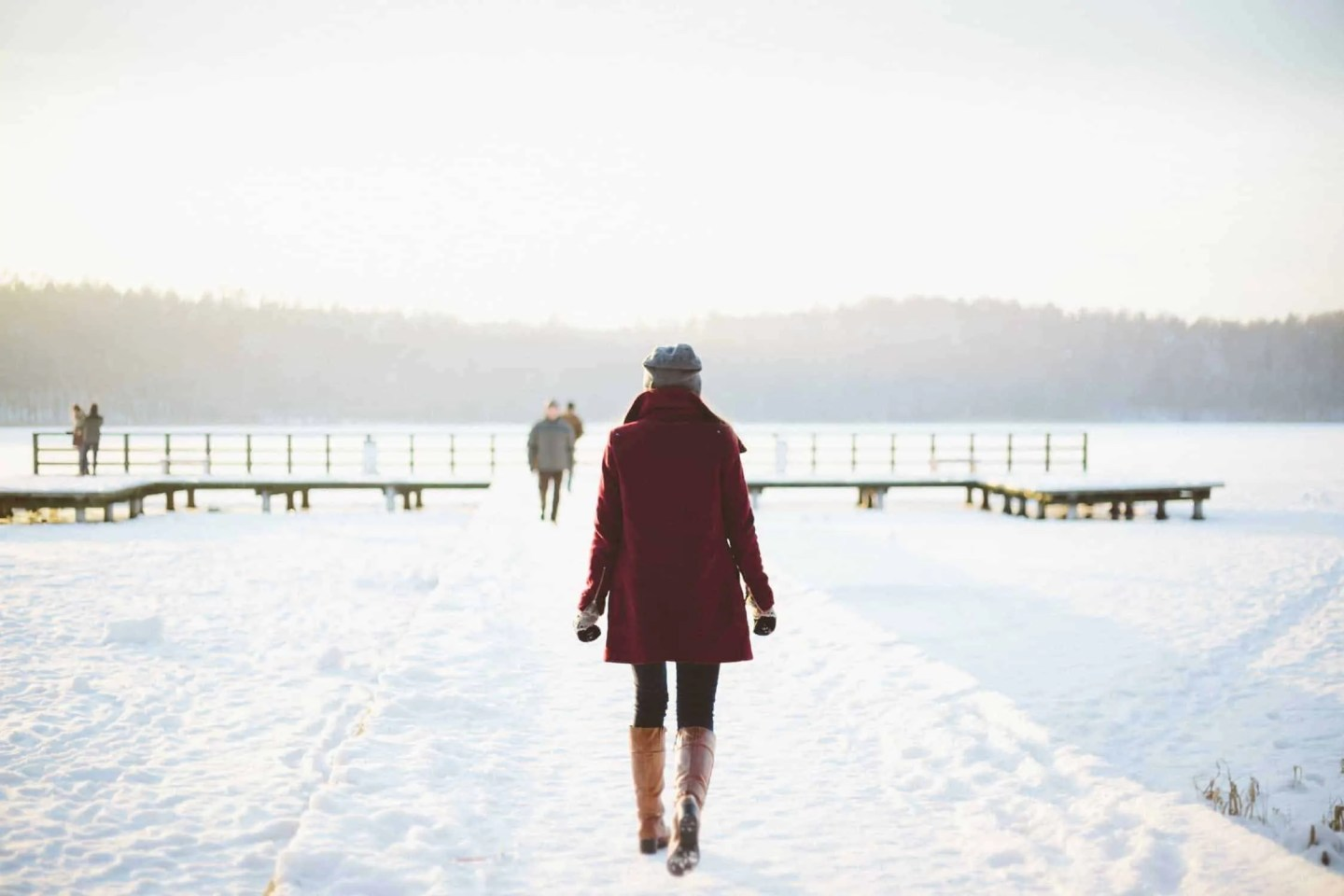 How to keep warm during the colder months