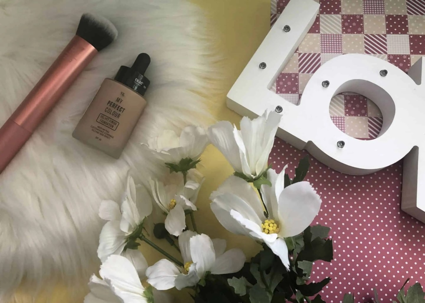 primark ps velvet finish foundation review