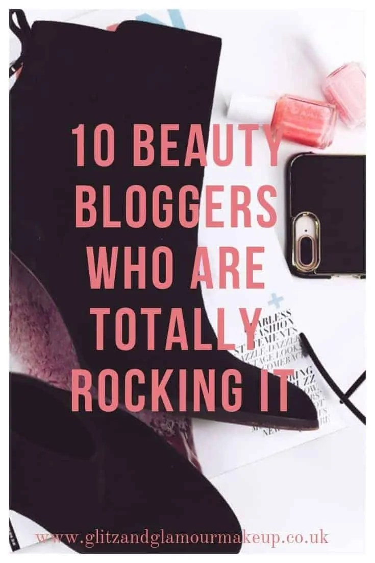 10 beauty bloggers who are totally rocking it