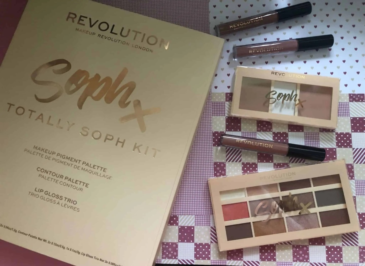 Win Revolution Totally Soph kit