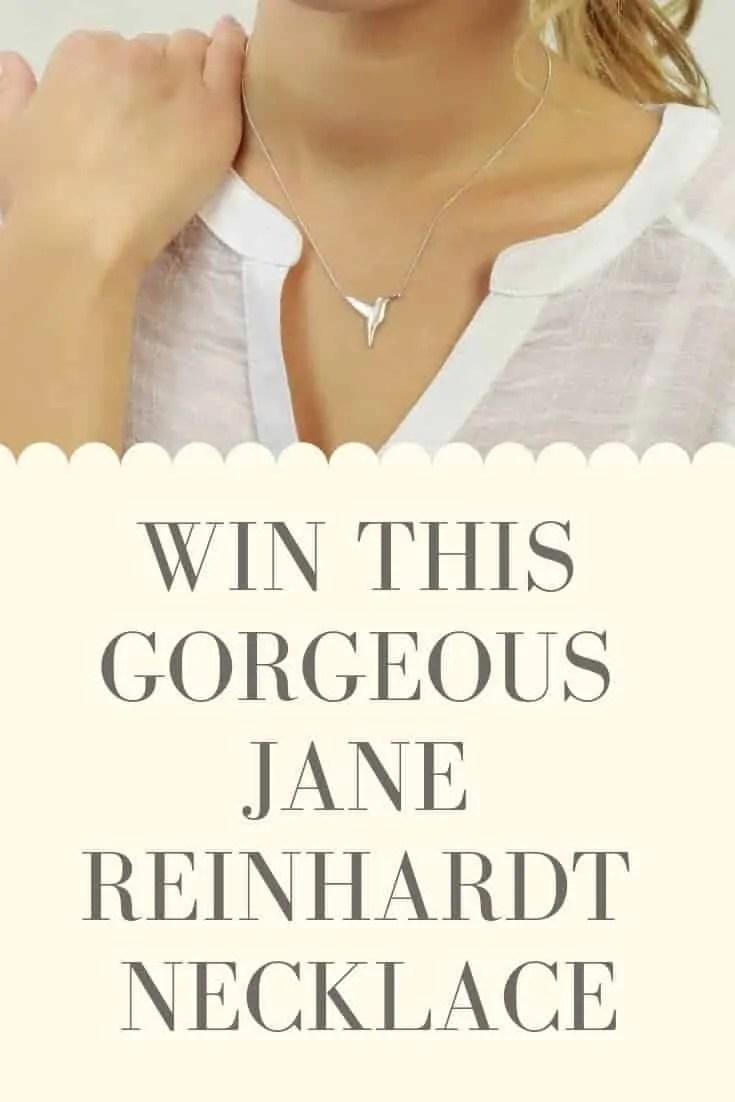 win a jane reinhardt necklace