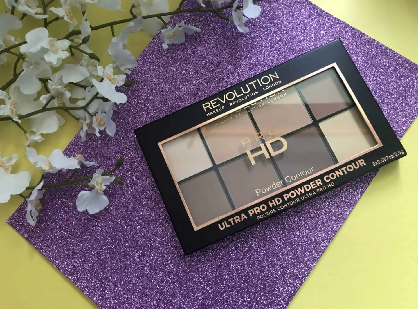 revolution pro ultra hd contour bundle