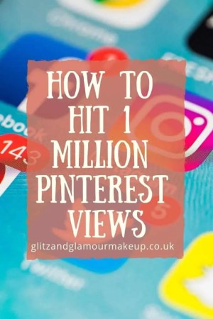 how to increase pinterest monthly views