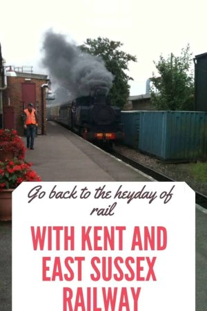 go back to the heyday of rail with kent and east sussex railway