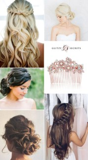 bridal hairstyles classic modern