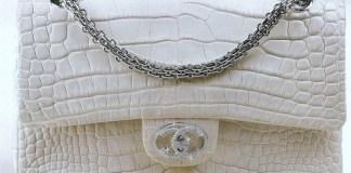 Diamond Forever Classic Bag