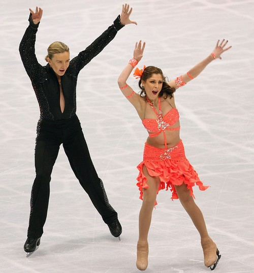 Hottest Olympic Figure Skaters