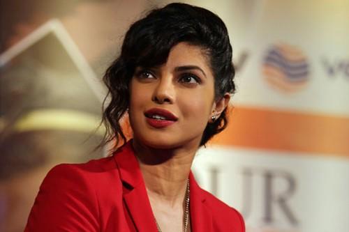 Priyanka Chopra Beautiful Lips