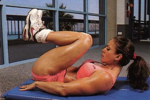 Sharon Bruneau Hottest Female Bodybuilders