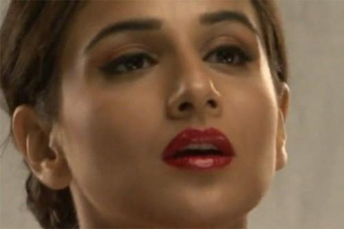Vidya Balan Sexy Lips