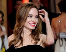 Jolie fresh photo 2013