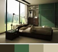 Green Color Scheme for Interior Decor