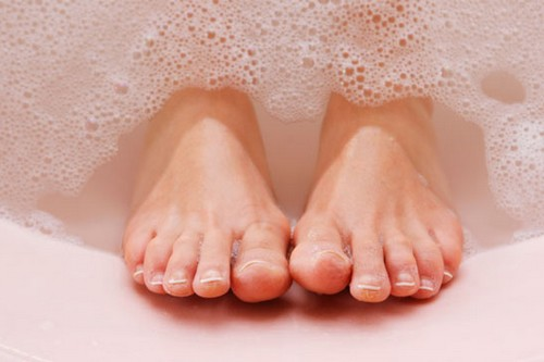 Soft Scrubbing of Your Feet