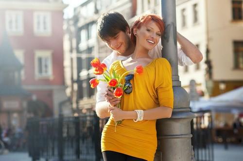 Beautiful Happy Couple