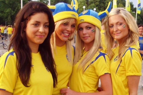 Most Beautiful Women Swedish Girls