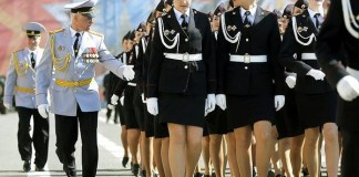 10 Most Attractive Women Police Forces