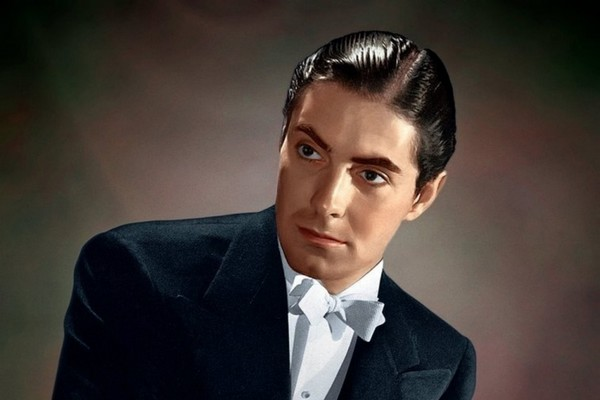 Celebrity Deaths During Shooting Tyrone Power