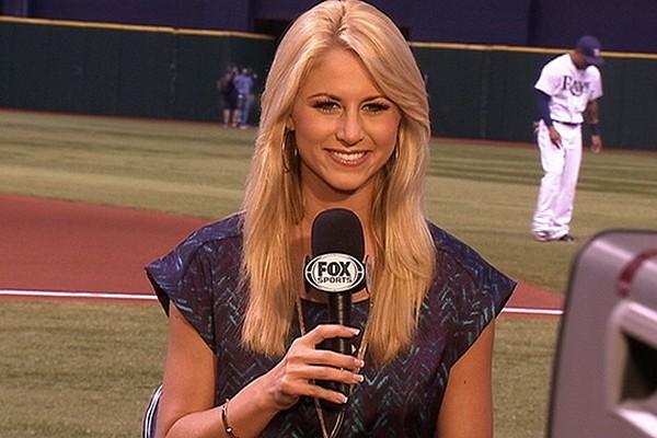 Laura McKeeman Hottest Women Sports Reporters