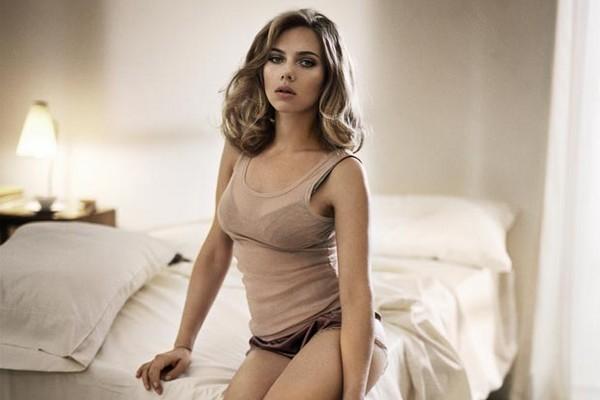 Scarlett Johansson - 2015 Sexy Women alive