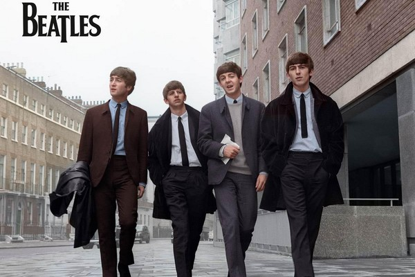 The Beatles Iconic Boy Bands