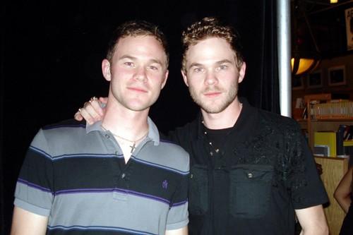 Aaron & Shawn Celebrity Twins