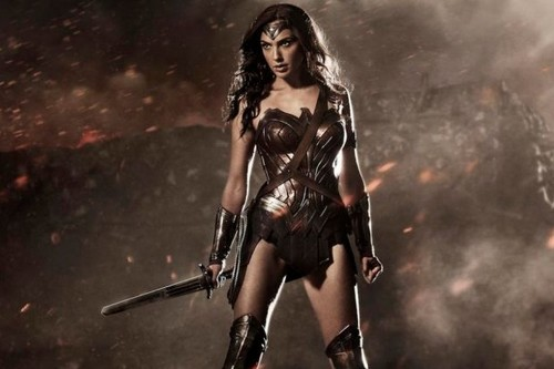 SuperHeroine Movies Wonder Woman