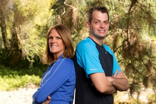 Margie & Luke (The Amazing Race Teams)