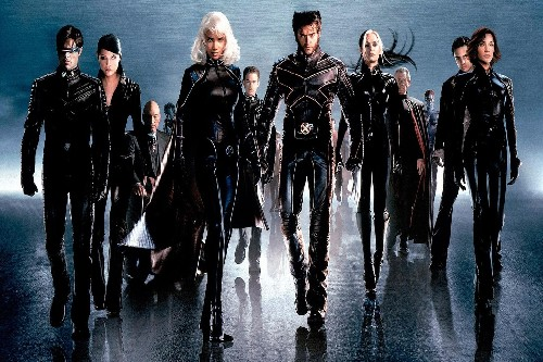 TheX-Menfilm series
