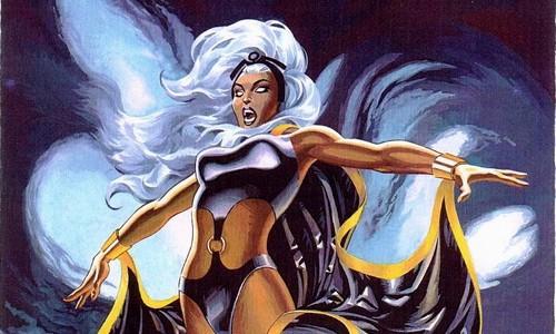 comics marvel storm character
