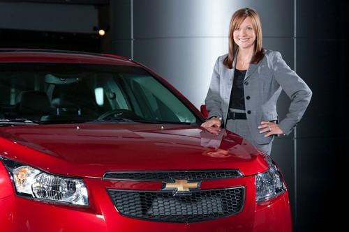 CEO, General Motors Mary Barra