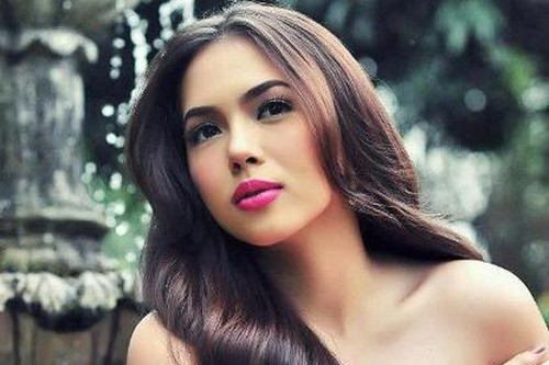 Julia Montes Beautiful Filipina Actresses 2015