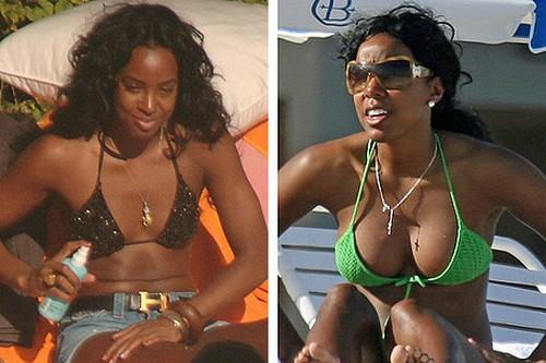 Kelly Rowland Breast Implants