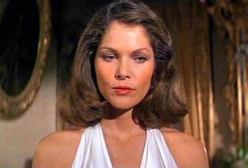 Lois Chiles James Bond Girls