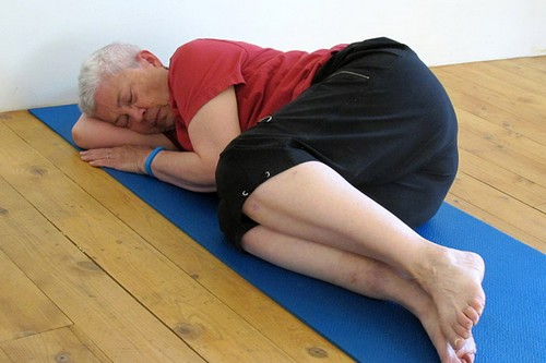 Normal Sleeping Postures