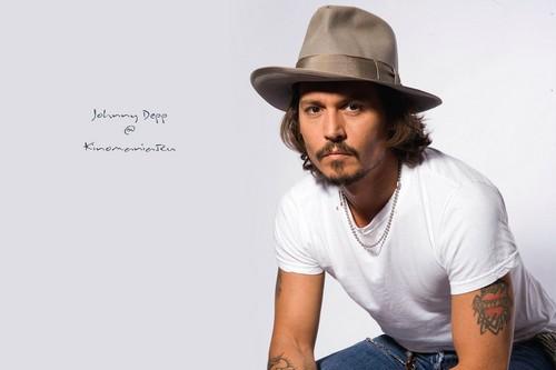 Johnny Depp good looking celebrities