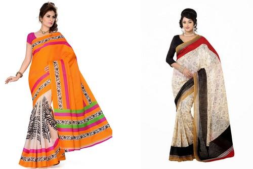 Bhagalpuri Traditional Saree Styles
