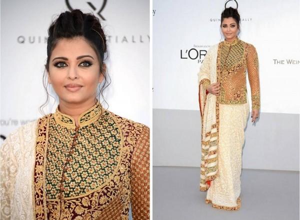 Aishwarya Rai at Cannes 2012