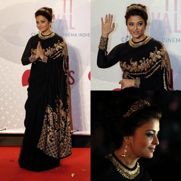 Aishwarya in 2013 Cannes