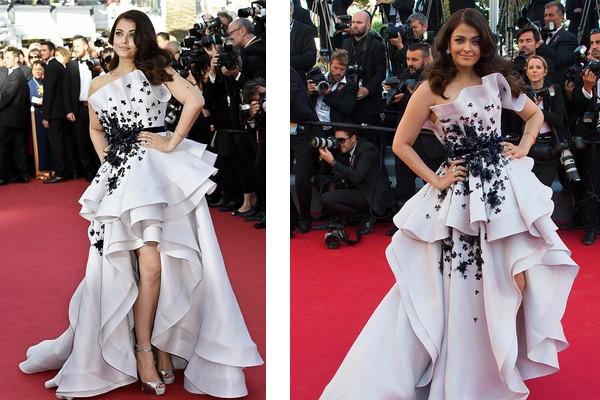 Aishwarya in 2015 Cannes