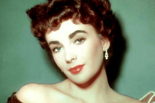 Elizabeth Taylor Most Beautiful Eyes