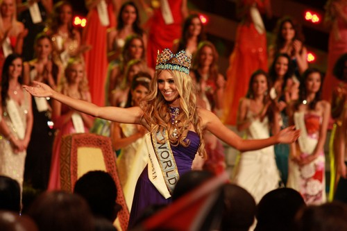Miss World of Russia