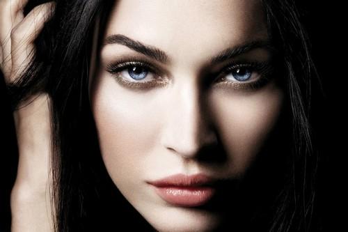 Megan Fox Most Beautiful Eyes